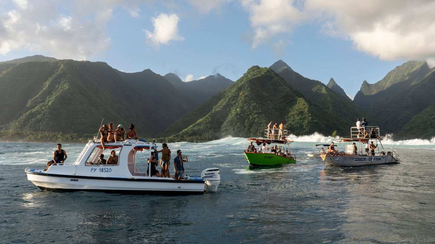 <i>Suliane Favennec/AFP/Getty Images</i><br/>French Polynesia is welcoming tourists from July 15.