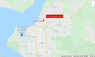 Police in Anchorage