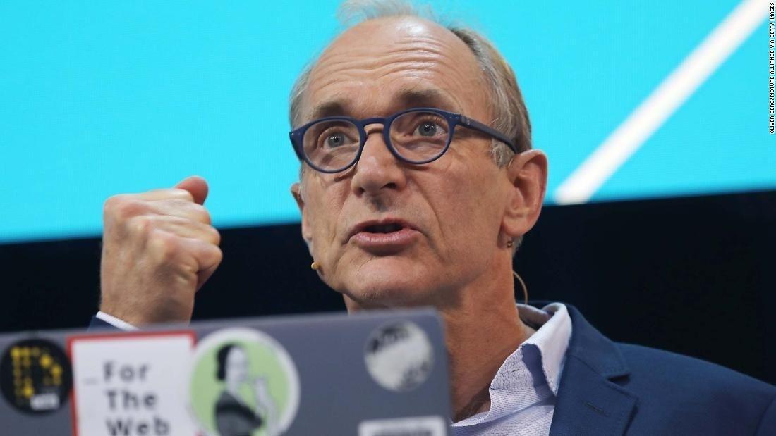 <i>Oliver Berg/Getty Images</i><br/>Tim Berners-Lee