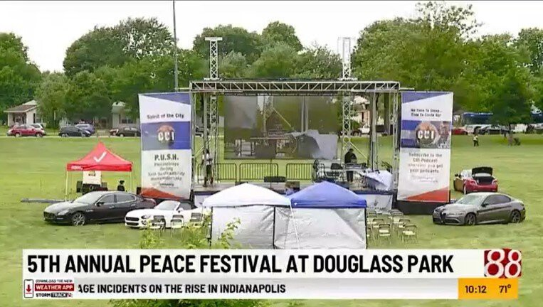 <i>WISH</i><br/>Douglass Park marked its 100th anniversary on Saturday after nearly a week of celebratory programming at the park