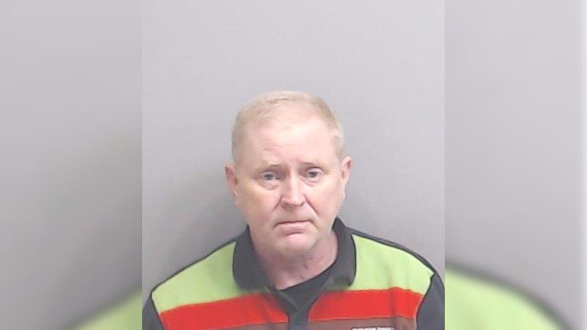 <i>Roswell Police</i><br/>James Michael Coates faces a string of charges