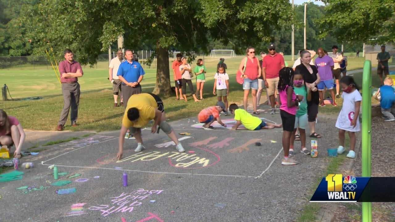 <i>WBAL</i><br/>Rallying against hate with love. That's the message one group in Anne Arundel County is sending after what they describe as a racist encounter among children.