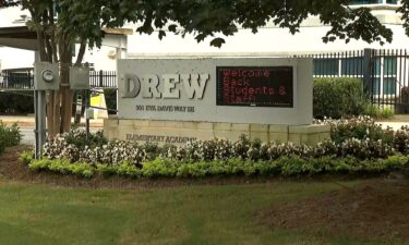 More than 100 students at Atlanta's Drew Charter School have been asked to quarantine after two staff members and a student tested positive for Covid-19.