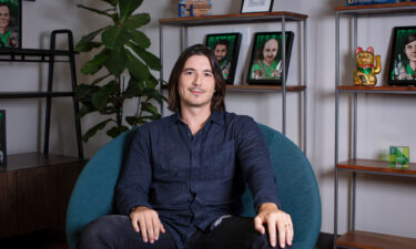 Vlad Tenev is the CEO and co-founder of Robinhood. The trading platform opened at $38 on July 29.