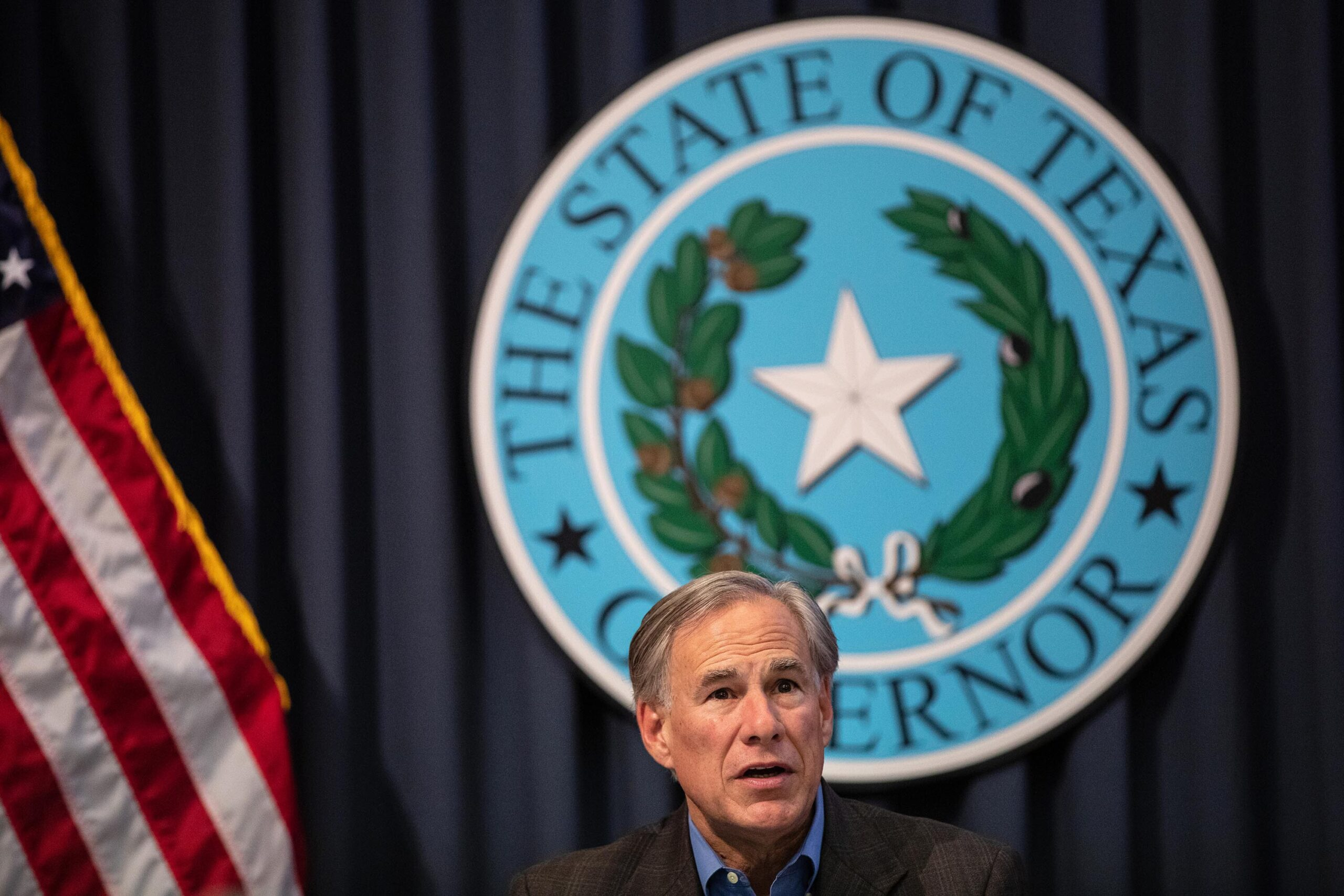 <i>Tamir Kalifa/Getty Images</i><br/>The Biden administration is considering challenging Texas Gov. Greg Abbott's July 28 executive order targeting migrants over concerns that his actions will cripple infrastructure in border communities