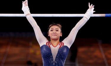 Sunisa Lee took all-around gold in the women's gymnastics.