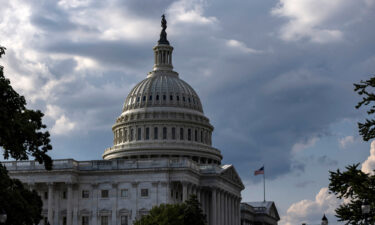 The U.S. Capitol Building is closed to the public this year during Independence Day celebrations on July 4 in Washington