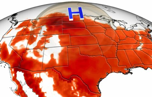 A heat dome positioned over the central US is bringing heat alerts to over 40 million people.