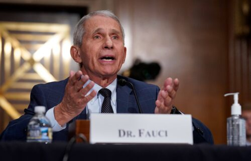 Federal agents have arrested a man for allegedly sending threatening emails with derogatory slurs to Dr. Anthony Fauci