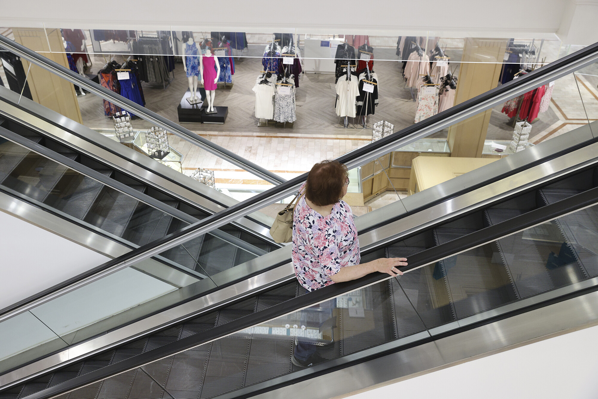<i>Angus Mordant/Bloomberg/Getty Images</i><br/>Global shipping delays could mean shortages on the shelves as shoppers gear up for back to school shopping.