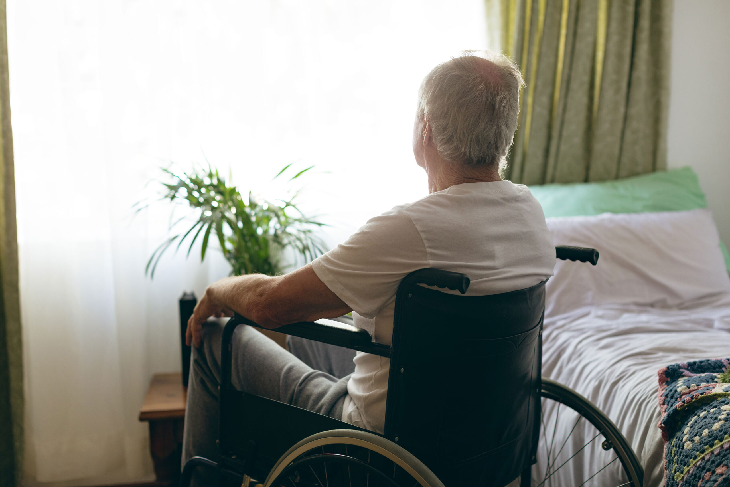<i>Shutterstock</i><br/>Staff at long-term care facilities who are the most likely to interact with vulnerable patients are the least likely to have been vaccinated