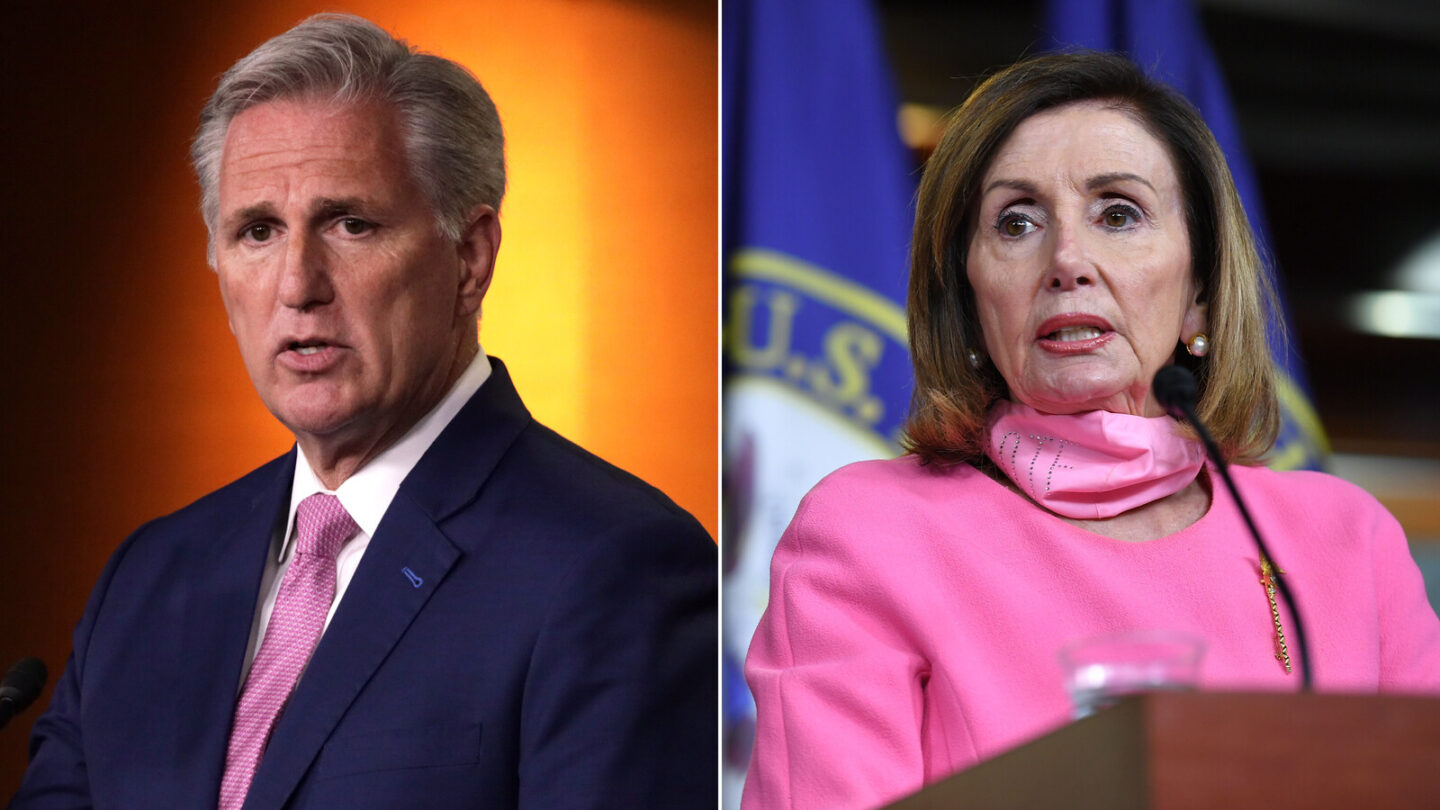 <i>Getty</i><br/>House Minority Leader Kevin McCarthy