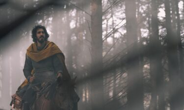 "Dev Patel stars in ""The Green Knight"