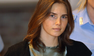 """Amanda Knox is claiming the new Matt Damon film """"Stillwater"""" is profiting off her life and her struggle for a wrongful murder conviction. Knox was convicted and later acquitted for the 2007 killing of her roommate in Perugia"""
