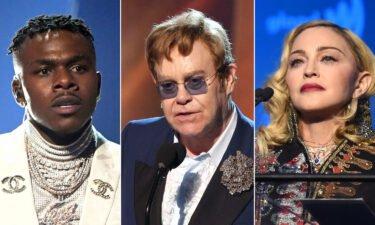 Elton John (M)