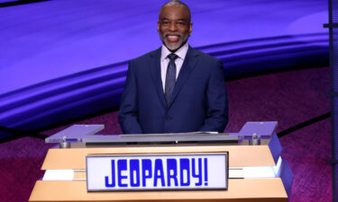 """LeVar Burton will have all the answers on Monday when he debuts as guest host on """"Jeopardy!"""""""