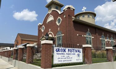 Assumption of the Blessed Virgin Mary Greek Orthodox Church in Pocatello, ID