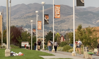 IDAHO STATE FIRST DAY OF CLASS