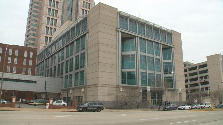 <i>KMOV</i><br/>The disturbance at the City Justice Center was the third one in a month.