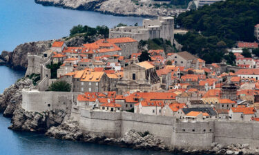 The historic city of Dubrovnik is one of Croatia's highlights.