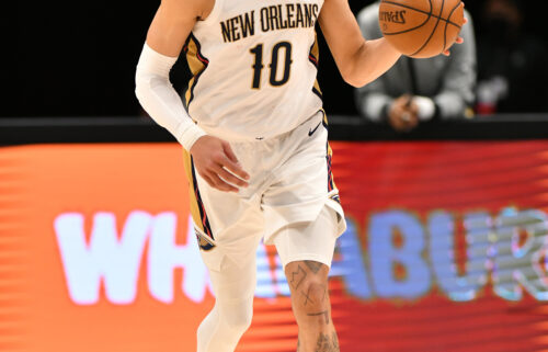 The Los Angeles Police Department has launched an investigation into whether officers used excessive force while arresting NBA Pelicans center Jaxson Hayes