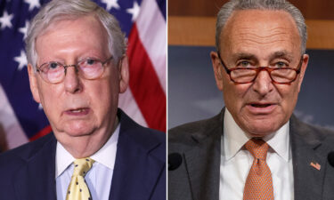 Senate Minority Leader Mitch McConnell on Monday praised the work of colleagues who pulled together the massive infrastructure bill.