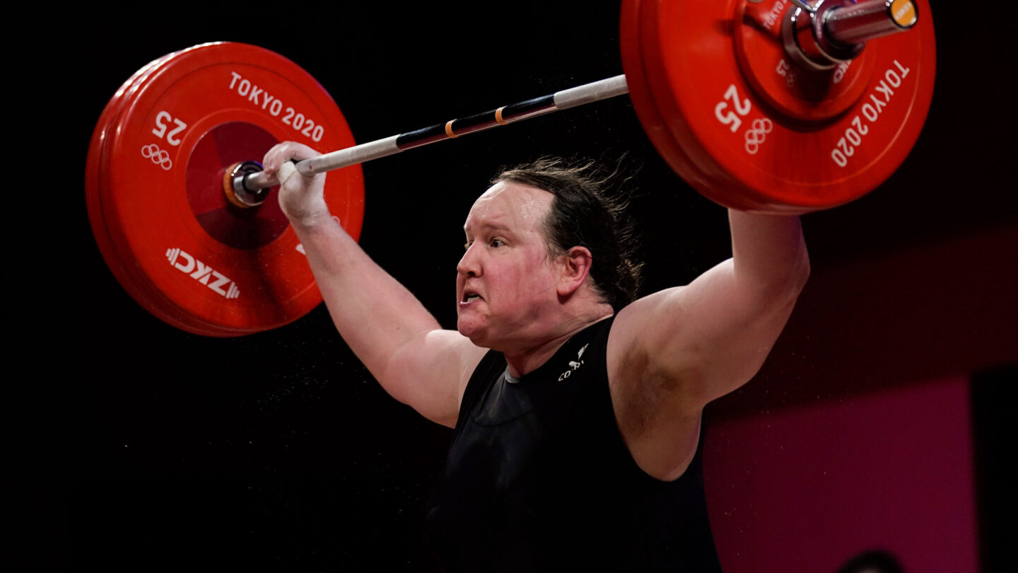 Weightlifter Laurel Hubbard becomes first out transgender ...