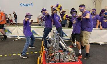 2021 Idaho Invitational Robotics Competition