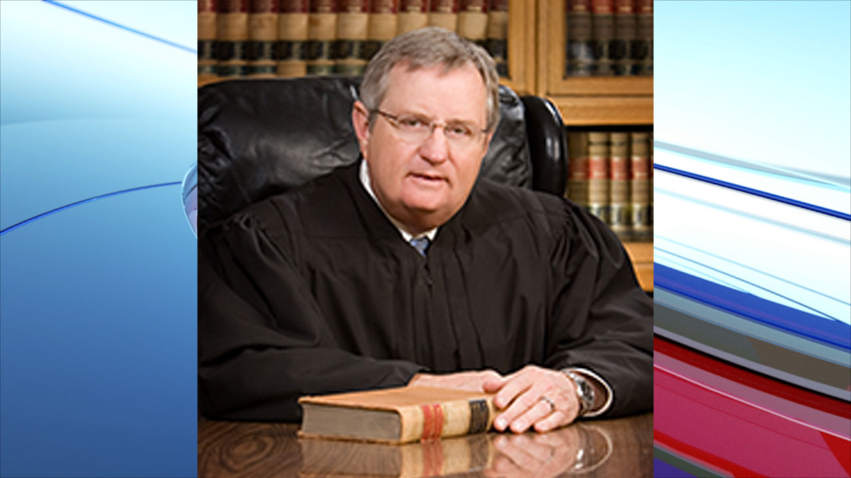Wyoming Supreme Court Justice Michael Davis