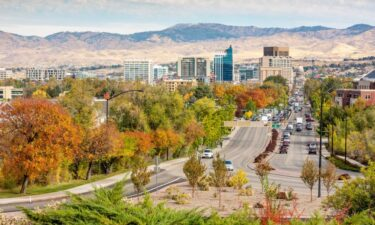 Fastest-growing counties in Idaho