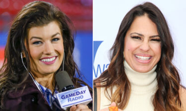 Melanie Newman and Jessica Mendoza will be ESPN's first all-woman broadcast team for a MLB game.