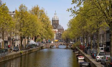 The Netherlands has long been the world's tallest nation -- but its people are getting shorter