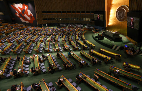 New Yorkers who enjoyed the peace and quiet of the United Nations' all-virtual General Assembly last year will once again face the gridlock of diplomatic motorcades as world leaders and their entourages descend on the international body's headquarters in Manhattan.