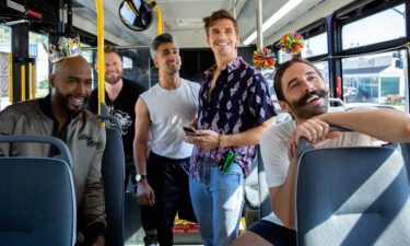 """The cast of Netflix's """"Queer Eye"""" will be featured in a new LEGO set."""