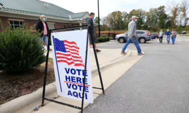 A North Carolina state court panel blocked a voter identification law