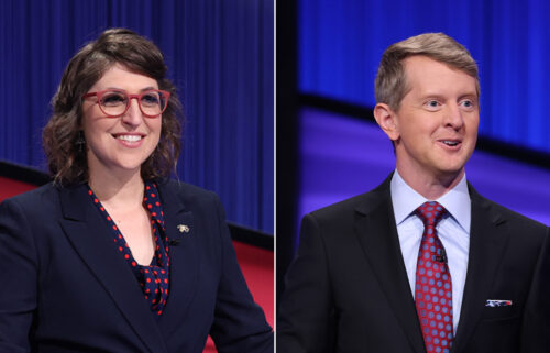 """Mayim Bialik and Ken Jennings will host the show """"through the end of the calendar year"""