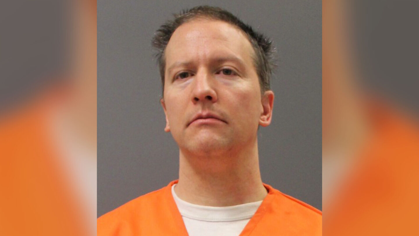 <i>Minnesota Department of Corrections</i><br/>Former Minneapolis cop Derek Chauvin pleads not guilty to federal charges related to the use of unreasonable force on a 14-year-old in September 2017.