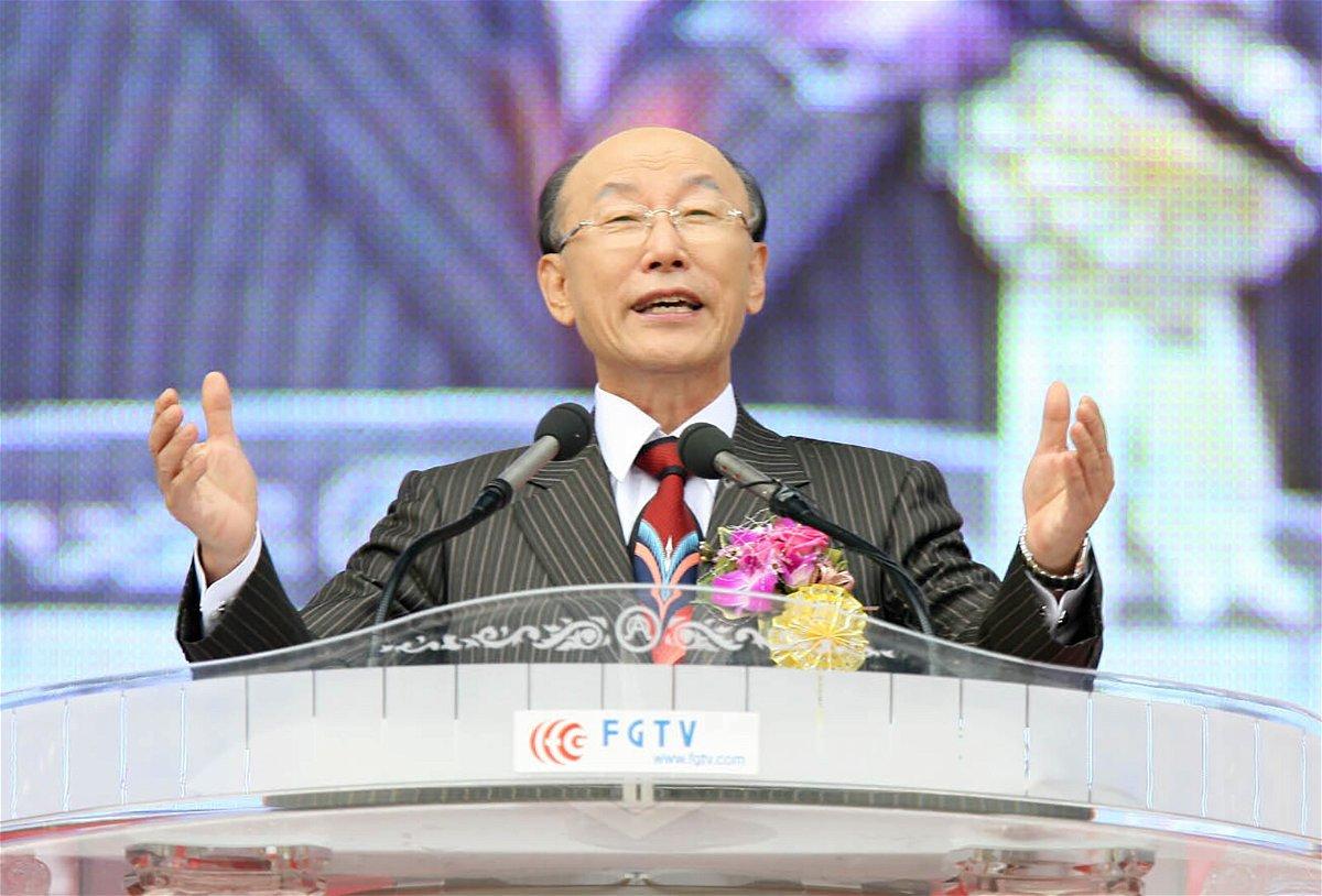 <i>Yonhap News/Newscom/ZUMA Press</i><br/>Pastor David Cho Yong-gi