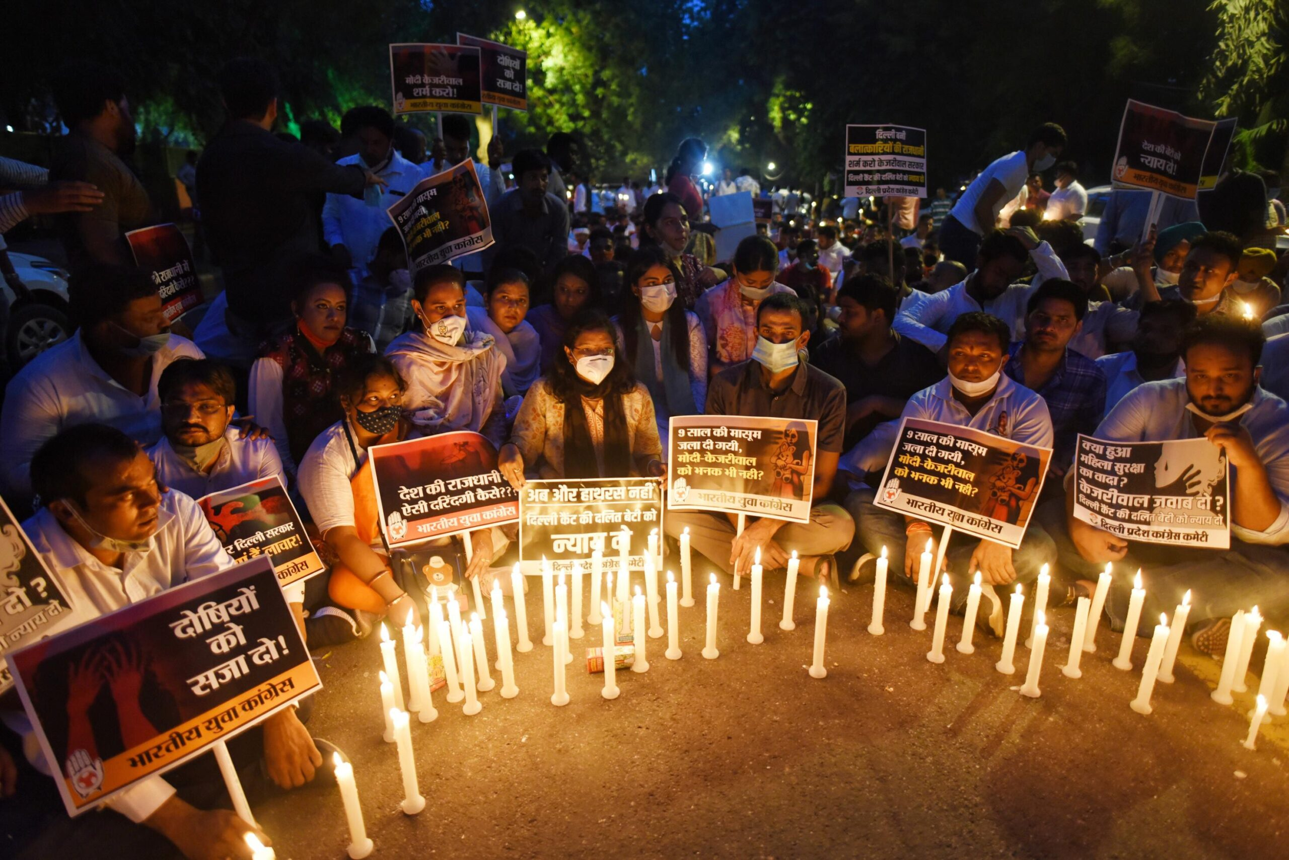 <i>Sanchit Khanna/Hindustan Times/Getty Images</i><br/>