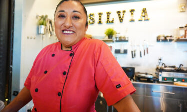 Silvia Hernandez's mother taught her at a young age to make the traditional dishes of her native Mexico. Those lessons sparked her interest in the culinary arts