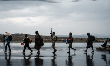 Biden signs executive order authorizing new Ethiopia sanctions amid reports of atrocities. This image shows Tigray Defence Force soldiers in Mekele