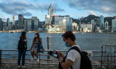Hong Kong and Singapore have long vied to be Asia's premier global business center