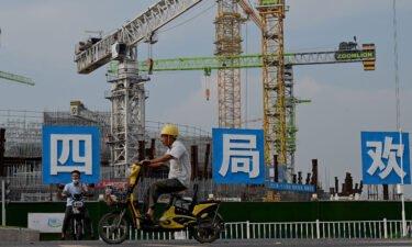 The fate of ailing Chinese developer Evergrande