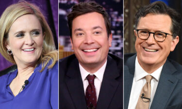 """Late-night hosts will unite across networks on September 22 for """"Climate Night"""