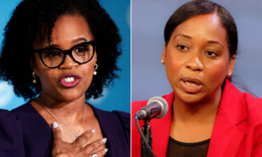 City Councilor Andrea Campbell and Acting Mayor Kim Janey conceded in the Boston's mayoral race.