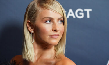 """Julianne Hough is a judge in the forthcoming CBS series """"The Activist."""""""