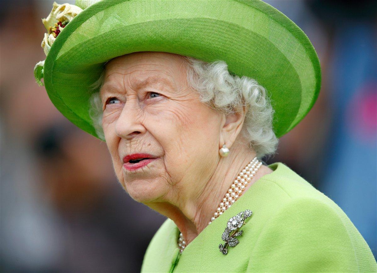 <i>Max Mumby/Indigo/Getty Images/FILE</i><br/>Queen Elizabeth