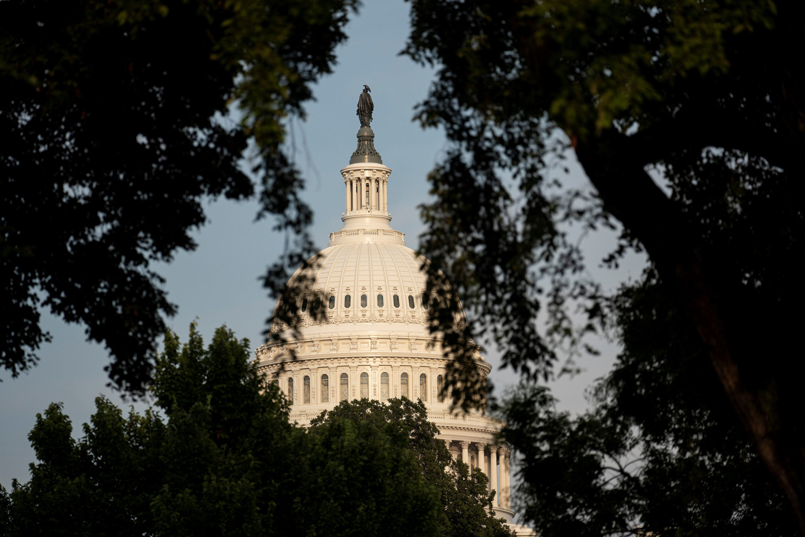 <i>Liu Jie/Xinhua/Getty Images</i><br/>Republicans and Democrats in Washington are gearing up for their occasional fight over raising the US debt limit.