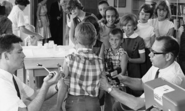 History of vaccine mandates in the US