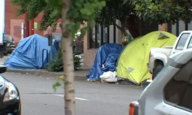 Doctors in the Gateway neighborhood in northeast Portland are asking city leaders for help with the homeless camps lining the streets.